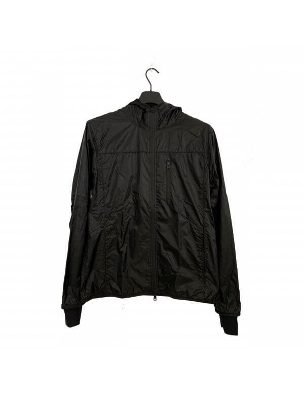 Loop Jacket Black Zip
