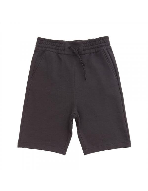 Short Back Pocket Contrast Panel