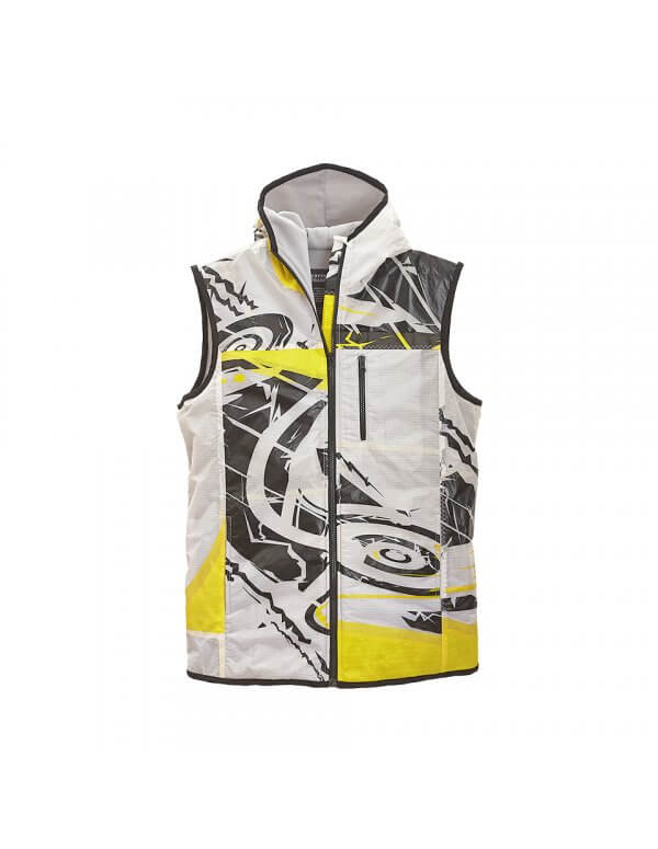 Gilet one of a kind