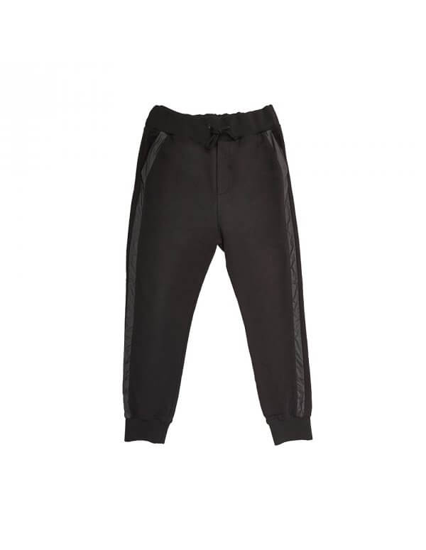Pants Contrast Side Panel