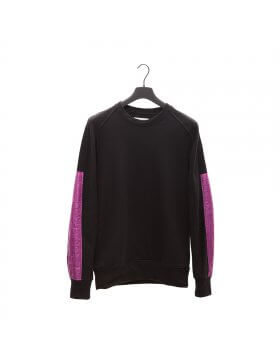 Sweatshirt Unique Contrast Panel