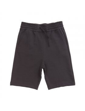 Short Back Pocket Contrast Panel
